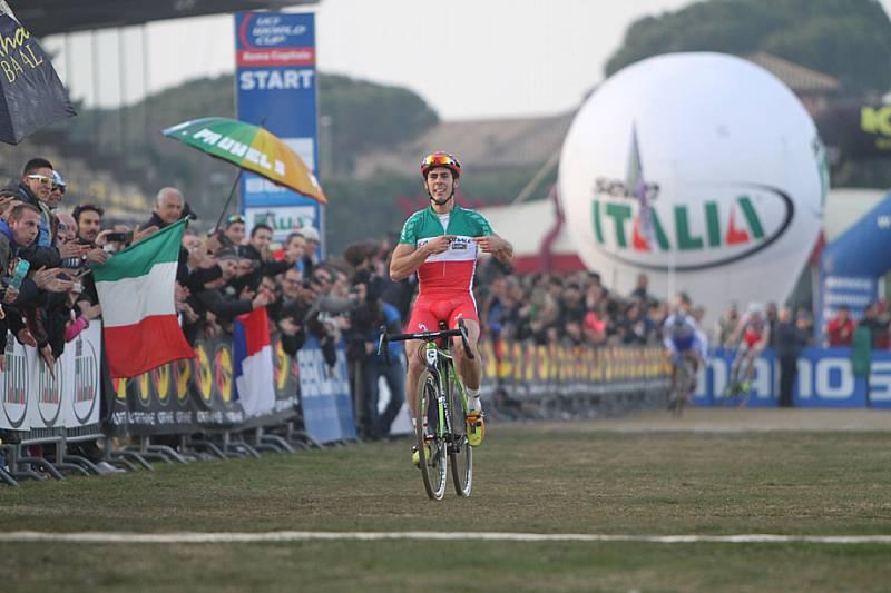 Roma si riconferma la capitale del Ciclocross