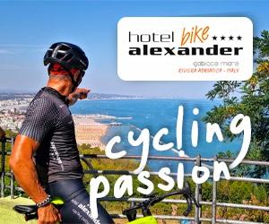 HOTEL ALEXANDER BANNER DX SOPRA